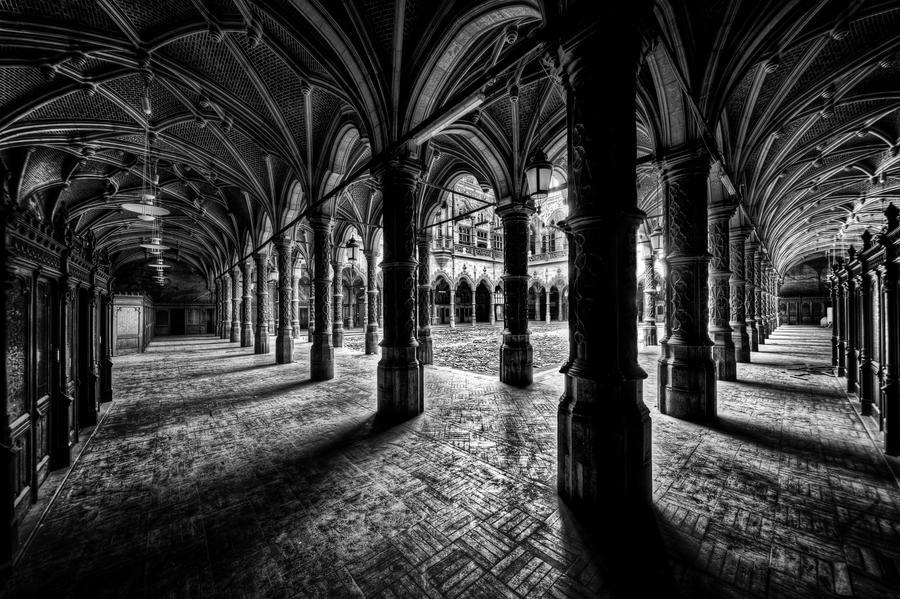 Chambre du Commerce by Matthias-Haker
