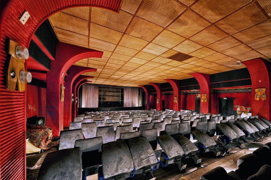 Cinema Candela by Matthias-Haker
