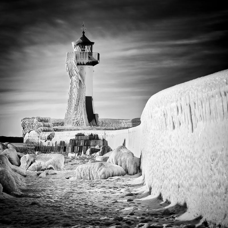 Frozen III by Matthias-Haker