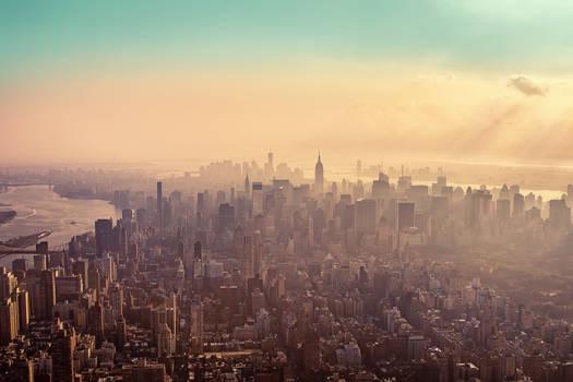New York City Haze