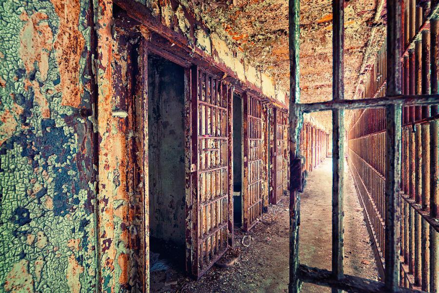 Behind Bars by Matthias-Haker