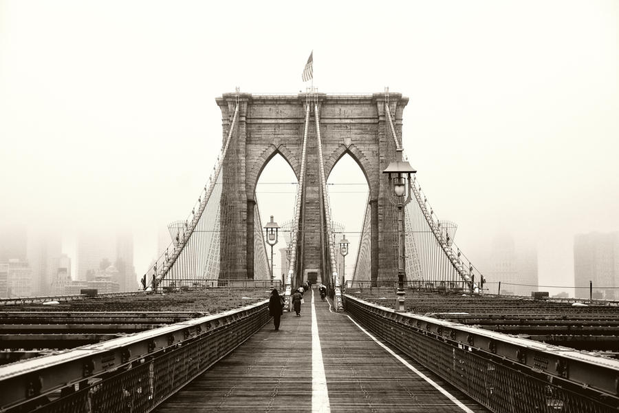 Brooklyn Bridge by Matthias-Haker on DeviantArt