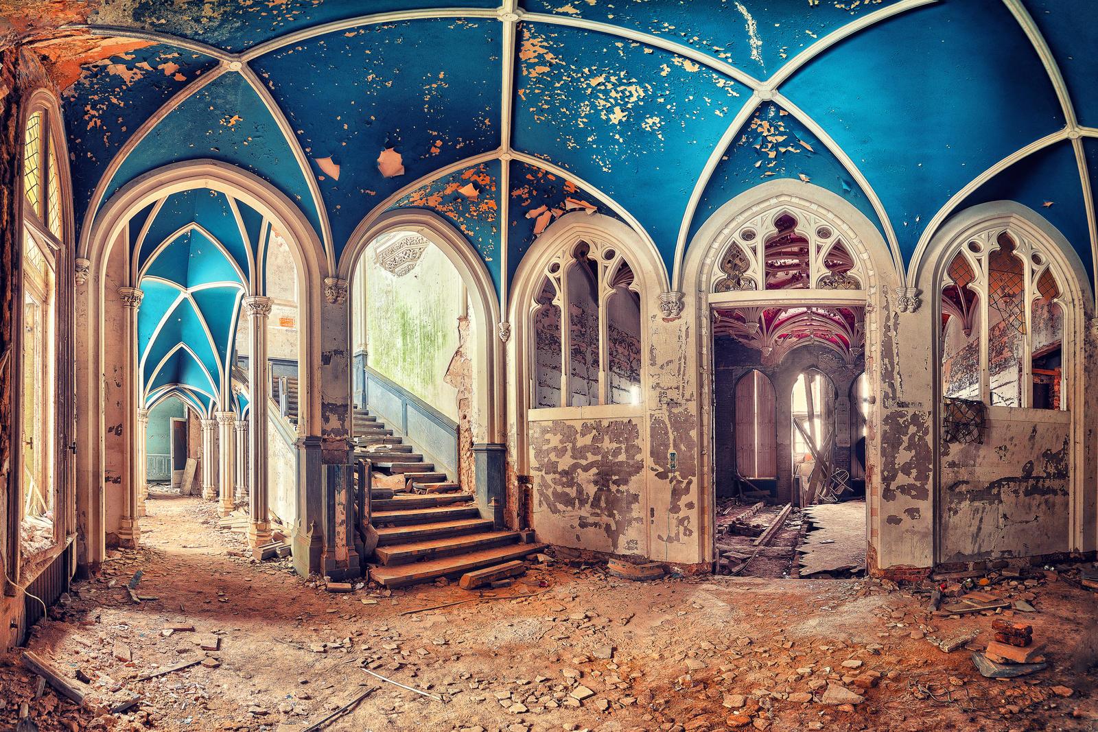 Beauty in Blue by Matthias-Haker