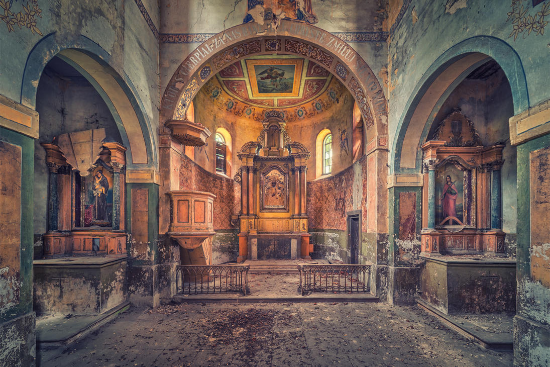 No More Preaching, no More Prayers by Matthias-Haker