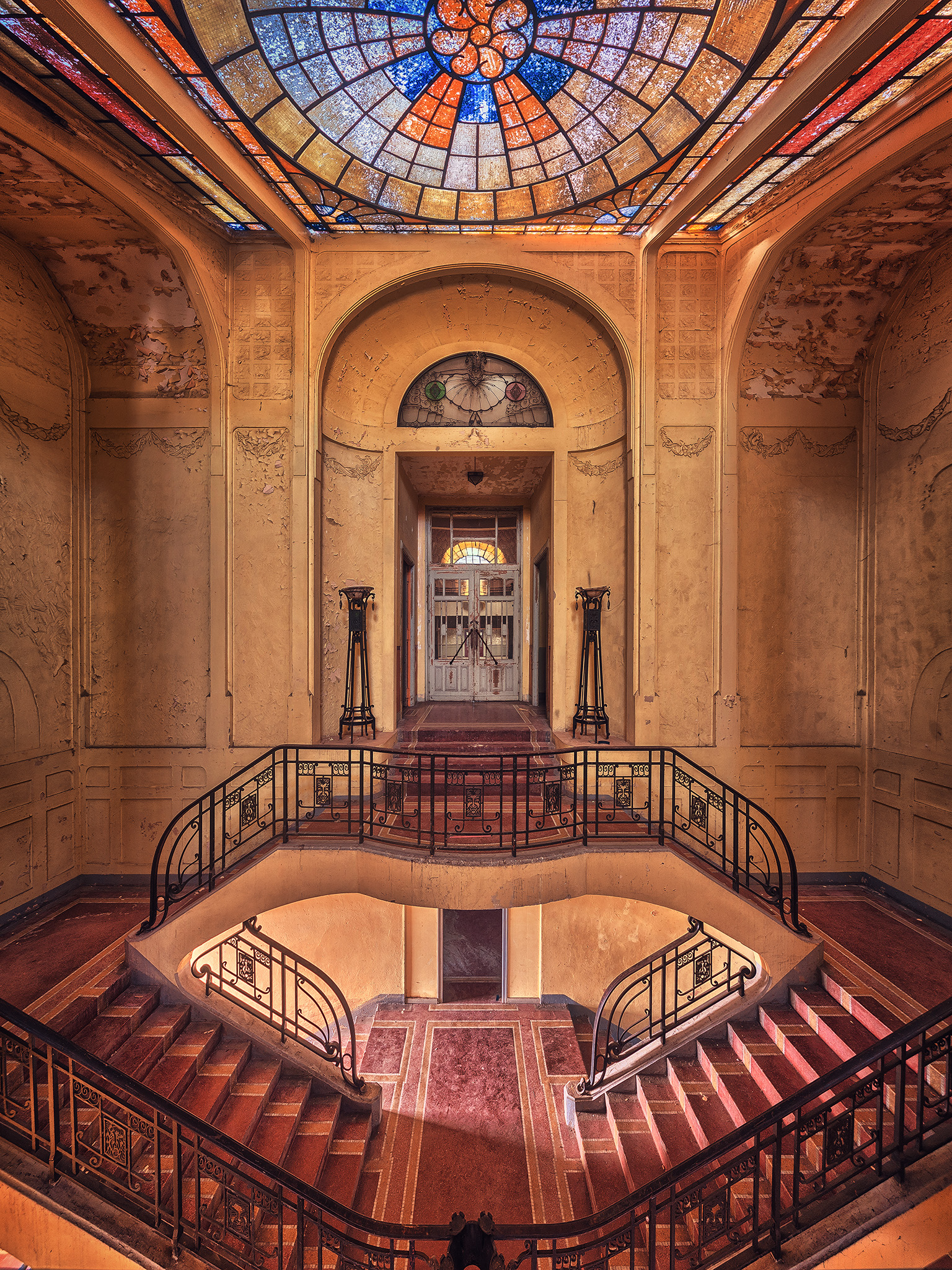 Grand Entrance by Matthias-Haker