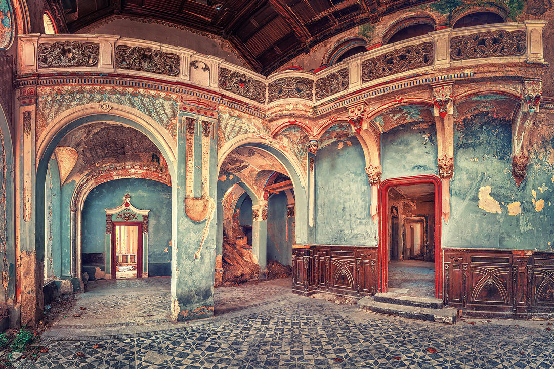 Neglected Beauty by Matthias-Haker