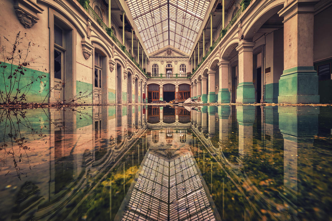 Mirror Mirror On The Floor By Matthias Haker On Deviantart