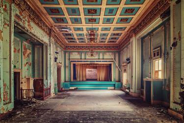 Ballroom by Matthias-Haker