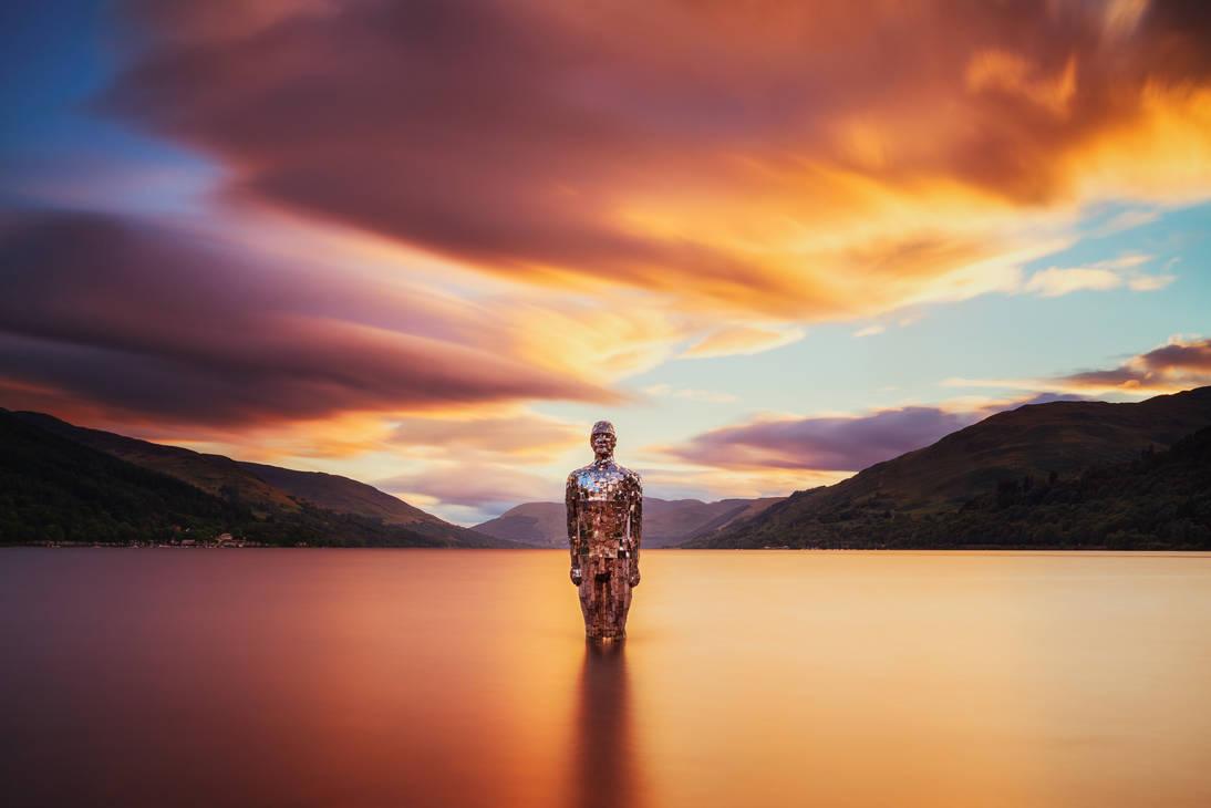 Mirror Man by Matthias-Haker