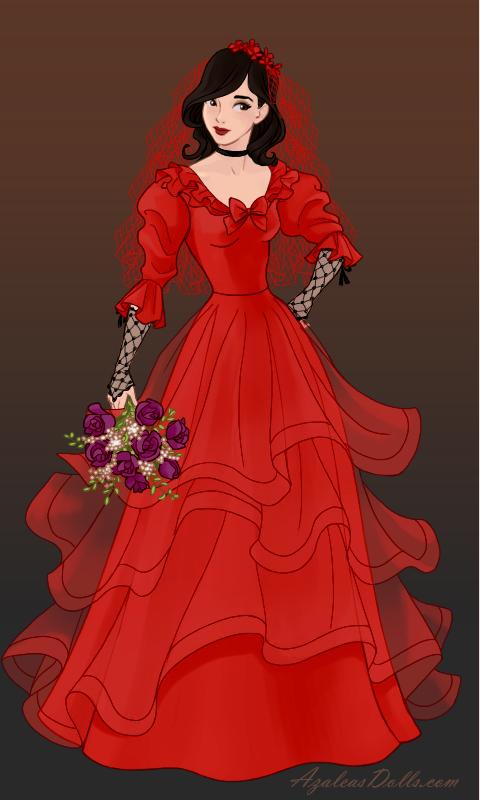 Wedding Dress Lydia Deetz By Shfuturebway4real On Deviantart
