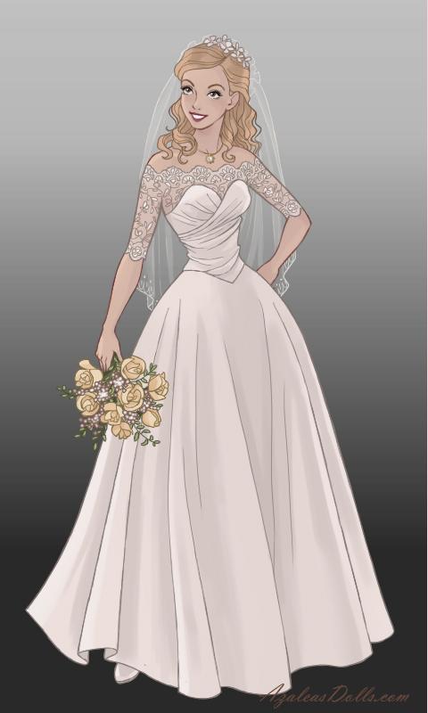 Wedding Dress Barbara Maitland By Shfuturebway4real On Deviantart