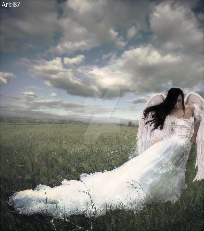 An Angel's Breath by Ariel87