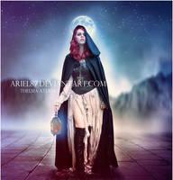 I walk alone by Ariel87