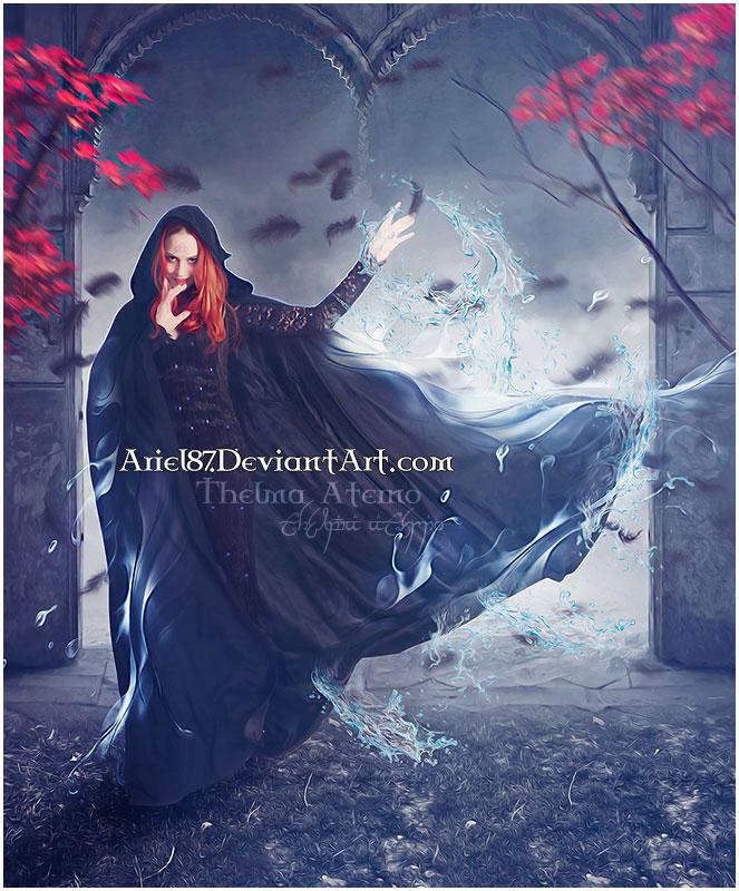 Death, Again by Ariel87
