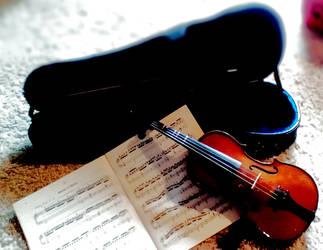 violin by ArtsyMusician14