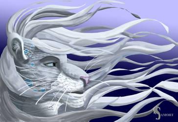 Majime fursona colored Final by Samoht-Lion