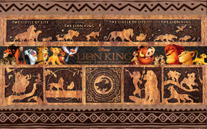 Lion King Blueray box art by Samoht-Lion