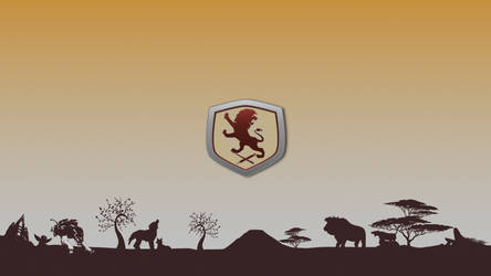 Samoht Lion Wallpaper by Samoht-Lion