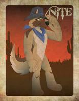Nite Furry Fiesta Badge