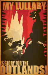Zira Outlands Propaganda Stylized by Samoht-Lion