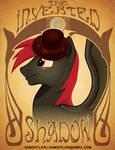 The Inverted Shadow Art Nouveau