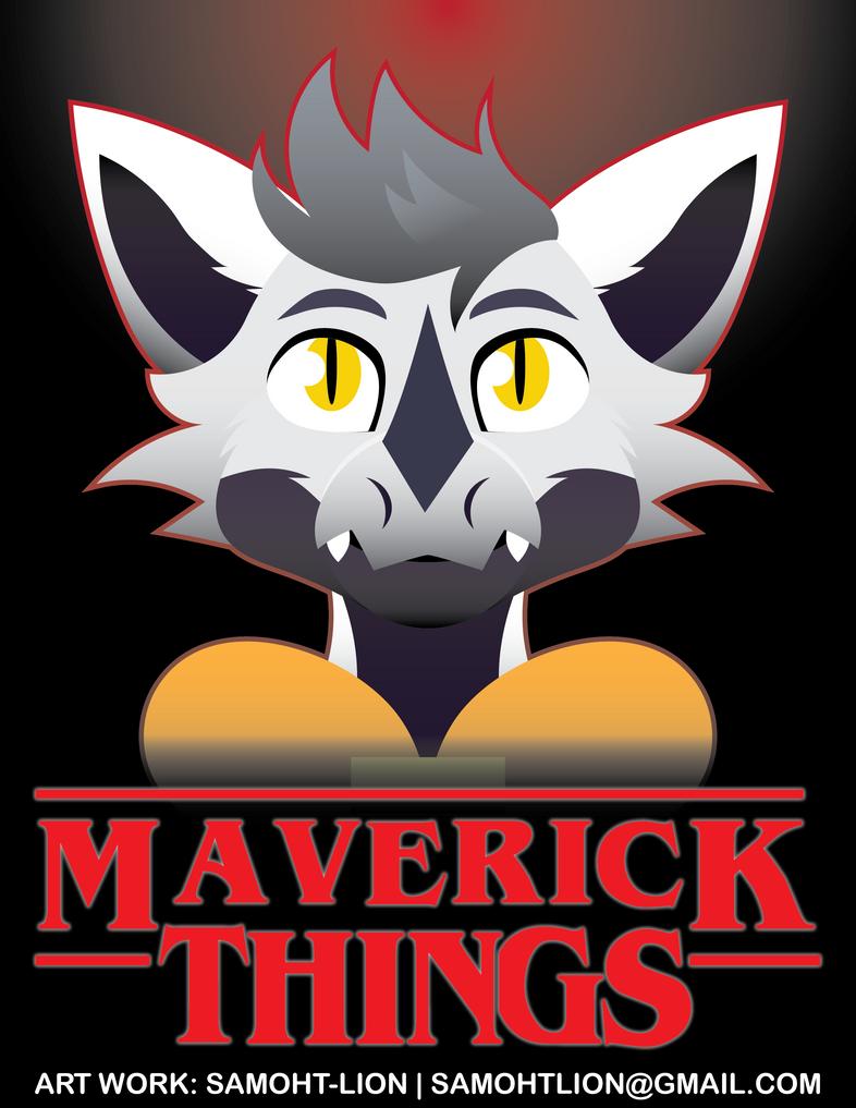 Maverick Things by Samoht-Lion