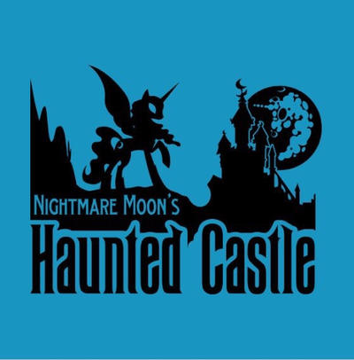Nightmare Moons Haunted Castle by Samoht-Lion