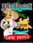 Anthrocon 2019 Beach Pinup