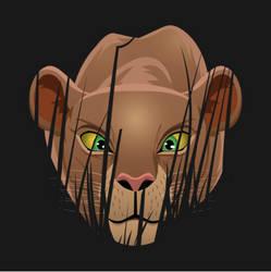 Lioness Hunt by Samoht-Lion