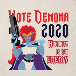 Vote Demona by Samoht-Lion