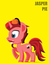 Jasper Pie Pony Life by Samoht-Lion