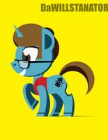 Da Willstanator Pony Life