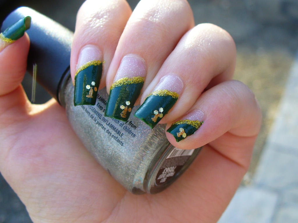 Lucky Nails by pigy152 on DeviantArt