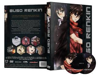 Busou Renkin Cover