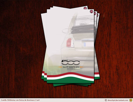 Fiat 500 Fan Club
