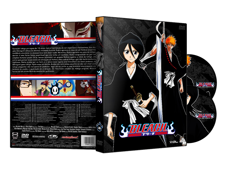 Bleach Double DVD 02
