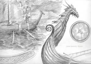 Sketchbook Page by Wyglaff