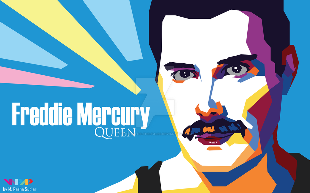 freddie mercury of queen in wpapthe-end-of-the-tales on deviantart