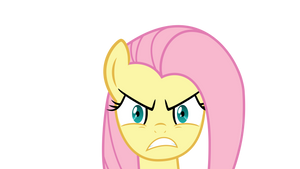Fluttershy Vector Request by MidwestBrony