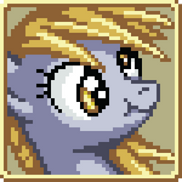 DerpsIconVector by MidwestBrony