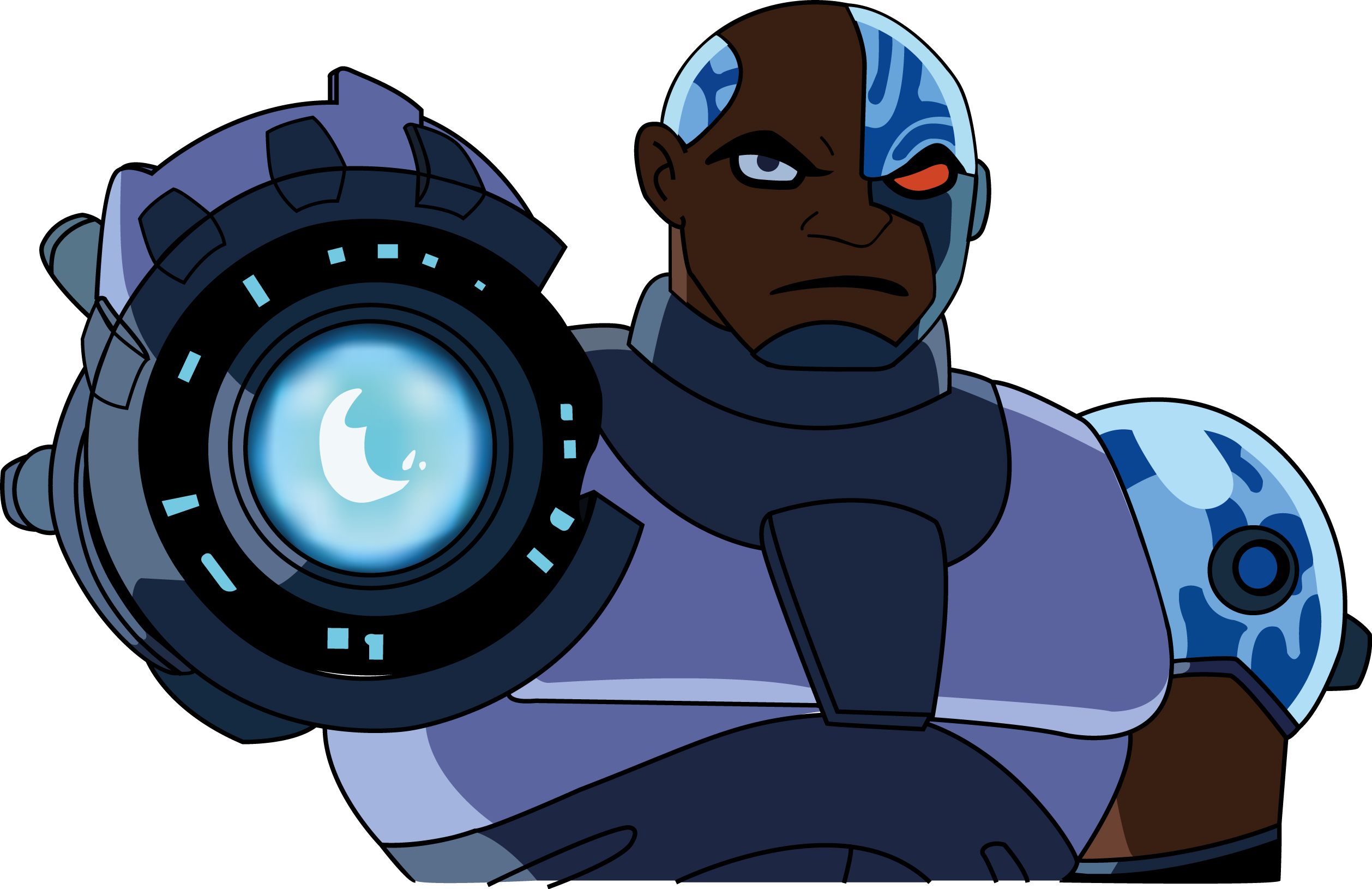 Cyborg Teen Titans 34