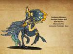 Sunbeam Aknosom - Monster Hunter Rise Fan Concept