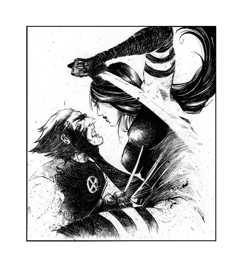 marupen series #2: domestic dispute by ARIELAkris