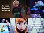 Frozen- Forget