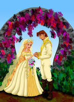 Tangled Ever After I by MissMikopete