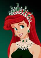 Royal Jewels: ARIEL by MissMikopete