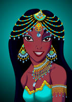 Royal Jewels: JASMINE by MissMikopete
