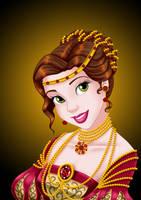 Royal Jewels: BELLE by MissMikopete