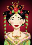 Royal Jewels: MULAN