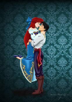 Designer Fairytale: ARIEL+ERIC